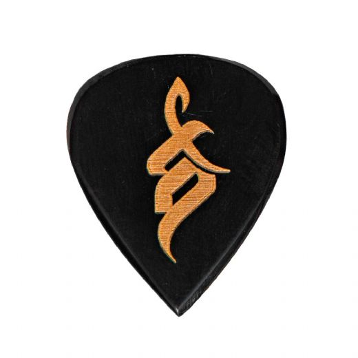 Tom Quayle Black Horn 1 Signature Guitar Pick